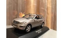 Mercedes Benz M-klasse ML350 W164 1:43 Minichamps Мерседес Миничампс