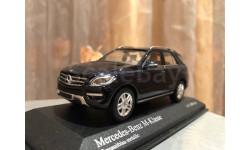 Mercedes Benz ML-klasse ML350 W166 1:43 Minichamps Мерседес Миничампс