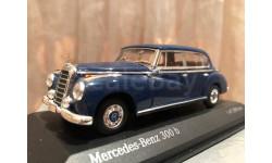 Mercedes Benz 300 b W186 1:43 Minichamps Мерседес Миничампс 410039000