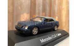 Mercedes Benz CLK 230 Compressor Coupe W208 C208 Schuco 1:43 Мерседес Шуко Компрессор