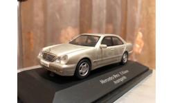 Mercedes Benz E klasse 320 Avantgarde W210 Hepra Мерседес Седан Авангард Херпа, масштабная модель, 1:43, 1/43, Minichamps, Mercedes-Benz