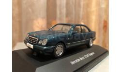 Mercedes Benz E 320 W210 Elegance Limousine Hepra 1:43 Мерседес Херпа