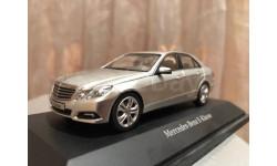 Mercedes Benz E class W212 1:43 Schuco Silver Мерседес Шуко