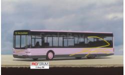 ЦЕНА СНИЖЕНА - Rietze 1:87 HO -- Neoplan N4416 Centroliner, масштабная модель, 1/87