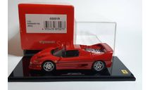 Ferrari F50 Kyosho 1:43 (открывашка), масштабная модель