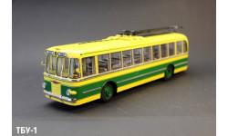 Городской троллейбус ТБУ-1