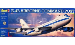 REVELL 04663 E-4B Airborne Command Post, сборные модели авиации, scale144