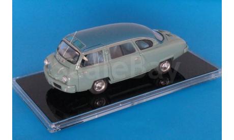 НАМИ-013 (второй вариант) Авторизованная cборка Modelcarsheritage ICV, масштабная модель, Трудовые Резервы / Ателье Etch Models, 1:43, 1/43