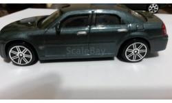 Chrysler 300c Hemi., масштабная модель, Bburago, scale43