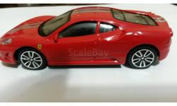 Ferari 430 Scuderia, масштабная модель, Ferrari, Bburago, scale43