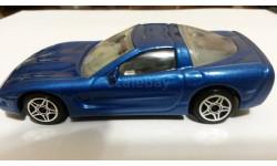 Chevrolet Corvette., масштабная модель, Bburago, scale43