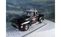 1/43  Matchbox collectibles 1953 Ford F100 flying A tire service YRS02, масштабная модель, scale43