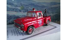 1/43  Matchbox collectibles 1955 Chevrolet 3100 AAA towing & service YRS01, масштабная модель, scale43, Ford