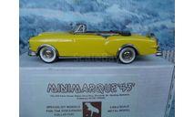 1/43  Mini Marque 43 US 50's No.1 Packard Caribbean Convertible 1953, масштабная модель, scale43