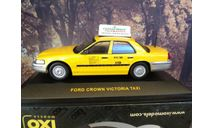 1/43    IXO Ford crown victoria Taxi, масштабная модель, scale43