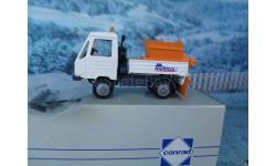 1/50  Conrad (Germany) Road Plough Multicar
