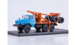 SSM. Урал 43204-41 лесовоз с прицепом-роспуском