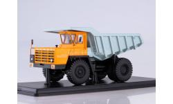 SSM. БЕЛАЗ-540А карьерный самосвал