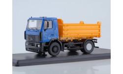 SSM. МАЗ-5550 самосвал, масштабная модель, 1:43, 1/43