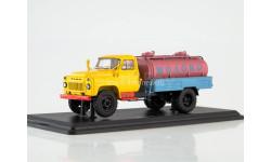 SSM. АЦПТ-3,3 (53) Молоко, Автоэкспорт ГАЗ-53, масштабная модель, scale43, Start Scale Models (SSM)