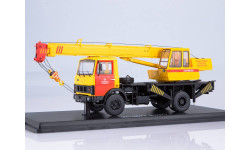 SSM. Автокран КС-3577 (5337) Мосметро