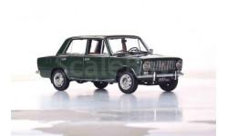 V.M.M.ВАЗ-2101 'Жигули' 1971 (номер 19-37 лда) зеленый
