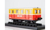 ModelPro. Автомотриса служебная АС-1А, масштабная модель, scale43