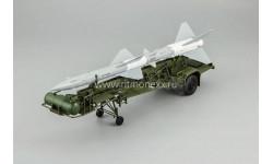 Dip Models. ТЗМ-ПР11А (Ракета 20ДСУ), масштабные модели бронетехники, 1:43, 1/43