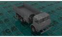 ICM. Кит Камаз 4310, сборная модель автомобиля, scale35