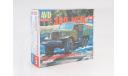 Авто в деталях. Кит ЗИЛ-157К бортовой, сборная модель автомобиля, scale43, Автомобиль в деталях (by SSM)