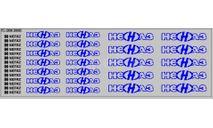 Декаль НЕФАЗ. DKM0045, фототравление, декали, краски, материалы, scale43, maksiprof