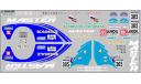 Декаль. КАМАЗ Мастер Ралли no. 305. DKMB0085, фототравление, декали, краски, материалы, maksiprof, scale43