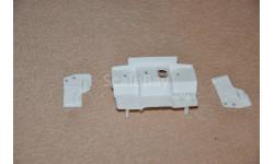 Днище и дверные карты на Камаз, запчасти для масштабных моделей, 1:43, 1/43, maksiprof