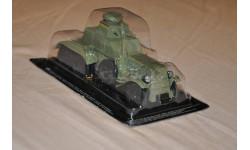 Автолегенды СССР. БА-27М № 247, масштабная модель, Автолегенды СССР журнал от DeAgostini, scale43