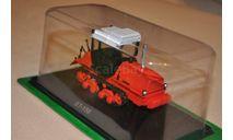 Тракторы: история, люди, машины ВТ-150 №104, масштабная модель трактора, scale43, Тракторы. История, люди, машины. (Hachette collections)