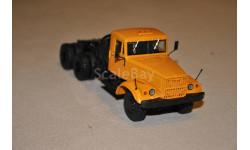 Наши грузовики. КРАЗ-258Б1 №12, масштабная модель, 1:43, 1/43