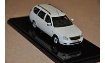 Dip Models. ВАЗ 2171 Универсал 2014г, масштабная модель, scale43