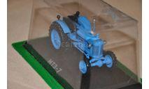 Тракторы - история, люди, машины №74 МТЗ-7, масштабная модель трактора, Тракторы. История, люди, машины. (Hachette collections), scale43