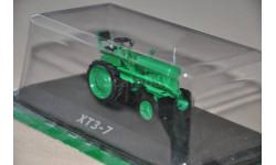 Тракторы - история, люди, машины №21 ХТЗ-7
