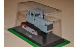 Тракторы - история, люди, машины №32 Т-100 (С-100)