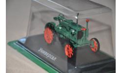 Тракторы - история, люди, машины №4 Универсал