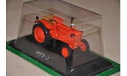 Тракторы - история, люди, машины №13 МТЗ-2, масштабная модель трактора, 1:43, 1/43, Тракторы. История, люди, машины. (Hachette collections)