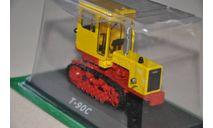 Тракторы: история, люди, машины Т-90с №62, масштабная модель трактора, 1:43, 1/43, Тракторы. История, люди, машины. (Hachette collections)
