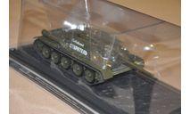 Наши Танки. №15, СУ-85, журнальная серия масштабных моделей, scale43