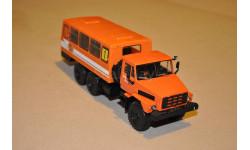 Наши грузовики. Урал-4322 №31, масштабная модель, 1:43, 1/43