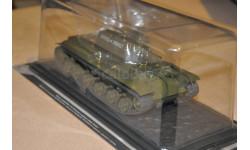 Наши Танки. №20 КВ-8, журнальная серия масштабных моделей, scale43