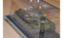 Наши Танки. №22 КВ-1С, журнальная серия масштабных моделей, scale43