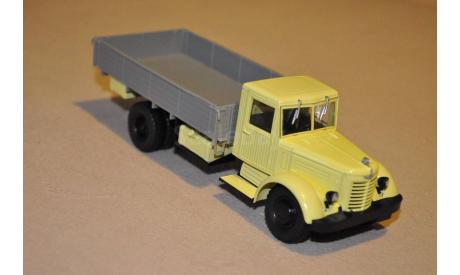 Наши грузовики. ЯАЗ-200 бортовой №13, масштабная модель, 1:43, 1/43