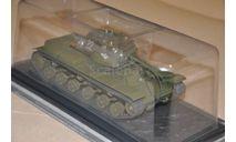 Наши Танки. №33, КВ-1 (1942), журнальная серия масштабных моделей, scale43