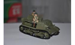 Комсомолец Т-20 артиллерийский тягач